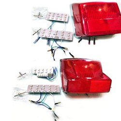 Vespa Scooter Tail Light Led Insert Plates Px Lml Star Stella T5 V50 Vbb Vba Vintage Piaggio