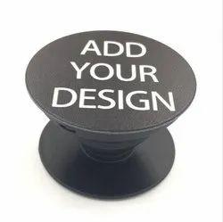 Popsocket Mobile Holder Stand Custom Logo Design