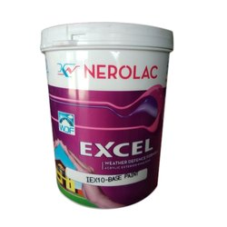 Nerolac Excel Exterior Emulsion Paint, Packaging Size: 1 Ltr