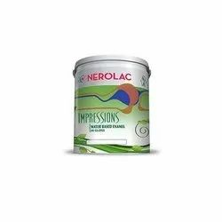 Nerolac Impressions Enamel Paints, Packaging Type: Bucket