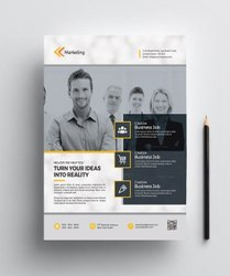 A5 Pamphlets Design Service, in Local