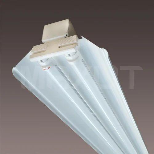 MAXLIT LED Industrial Tube Light Fitting 2x18W | ID: 6866789491