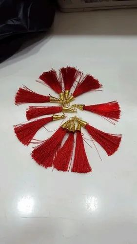 Premium Silk Tassel, Packaging Type: Packet