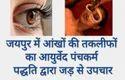 Shastriya Ayurveda Eye Doctor Jaipur