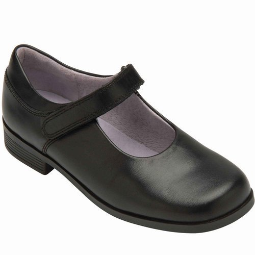 Black Leather School Shoes For Girls 5aa865bea