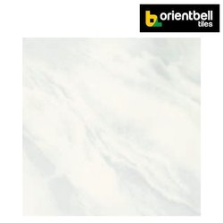 Orientbell FOGILA WHITE Marble Tiles, Size: 395X395 mm