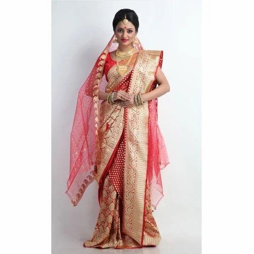db15bbda444 Silk Casual Wear Modern Designer Saree