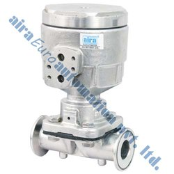 TC End Pharma Diaphragm Valve