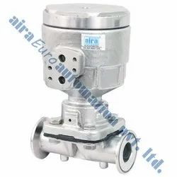 Aira TC End Pharma Diaphragm Valve