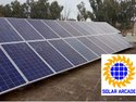 On Grid Commercial Solar Plant