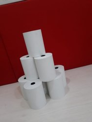 White Plain Thermal Paper Rolls
