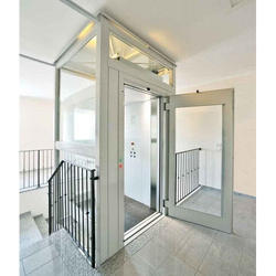 15m 4-6 Persons Home Lift