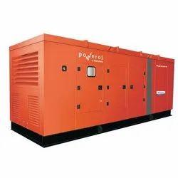 625 kVA Mahindra Powerol Diesel Generator