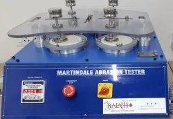 Martindale Abrasion Cum Pilling Tester (4 Stations)