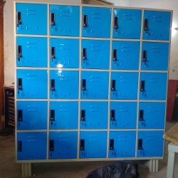 Mild steel Regal Gym Lockers, 06 To 40