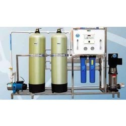Aquasoft Industrial RO Water Purifier Plant, RO Capacity: 1000 LPH