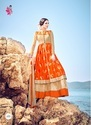 Ethnic Designer Orange Suits