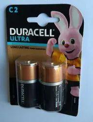 C2 Duracell Ultra Alkaline Battery