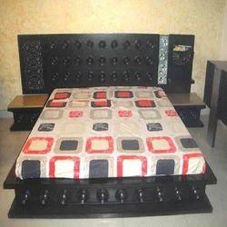 Wooden Modular Bed