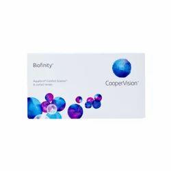 53516b7c49ba Cooper Vision Contact Lens - Cooper Vision Biofinity 6 Lens Pack Wholesale  Trader from Mumbai