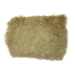 Warehouse manufacturing knitted fur fabric