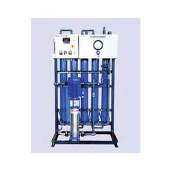 Mild Steel Packaged Reverse Osmosis System, RO Capacity: 2000-3000 (Liter/hour), Automation Grade: Automatic