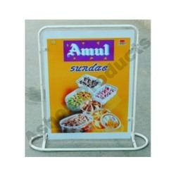Promotional Tin Plate Stand