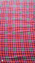 Heavy Cotton Check Print Fabric (2912-Ritz)