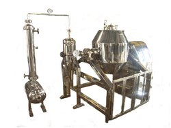 Pharma Rotocone Vacuum Dryer