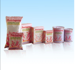 Amulspray Milk Powders, Packaging Type: Pouch