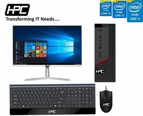 Phenomenal Hpc Vikrant K38 Ultrafst Desktop Computer Download Free Architecture Designs Rallybritishbridgeorg