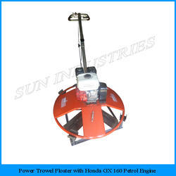 Power Trowel Floater Petrol Engine