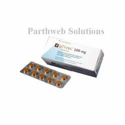 Glivec 100mg Tablets