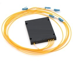 1x4 PLC Splitter With Connector Box Type UPC