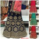 Fashion Reloader Casual Wear Designer Silk Lehenga Choli