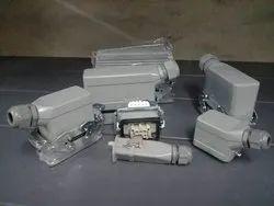 Multi Pin  Heavy Duty Connector