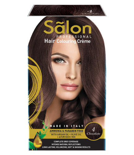 c3112e9b166 Salon Professional Hair Colouring Creme - Chocolate