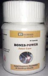 Bones Care Capsules, Packaging Type: HDPE Bottle