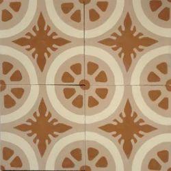 Ceramic Designer Tiles, Size: Small