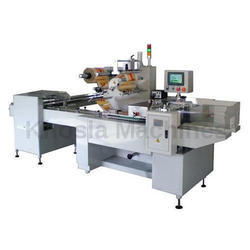 Logipac 51 E Biscuit Wrapping Machine