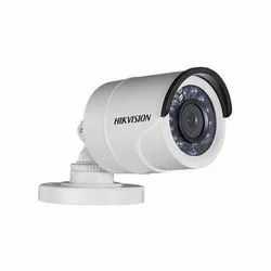 Night Vision Hikvision HD CCTV Bullet Camera, For Outdoor Use, Model Name/Number: Hikvision-2MP