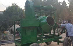Concrete Mixer Machine ( With Lift System)