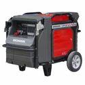 Honda Portable Petrol Generator Set, Power: 0.5 To 8.5 Kva