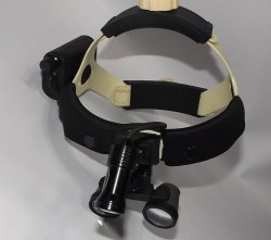 Head Loupe with Headgear Headband Head Light