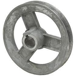Cast Iron Pulley, For Lifting Platform, Capacity: 0.5-1 Ton