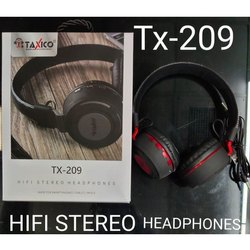 On Ear Wired TX-209 HIFI Stereo Headphones, Model Name/Number: TX 209