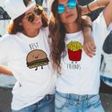 Personalized Best Friend T Shirt