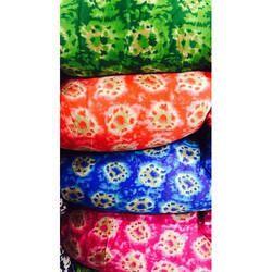 Chili Net Butta Fabric
