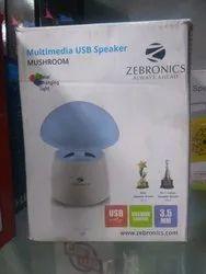 Zebronics Multimedia USB Speaker