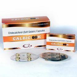 Chlolecalciferol Soft Gelatin Capsules